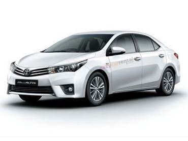 Picture of Toyota Corolla 2017