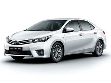 Picture of Toyota Corolla 2015