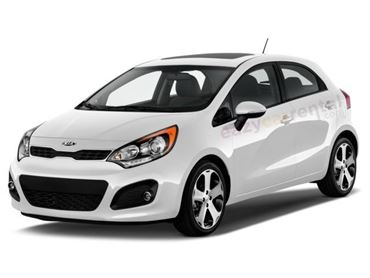 Picture of Kia Rio Sedan 2015