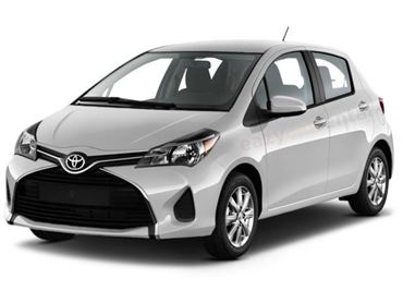 Picture of Toyota Yaris 2015