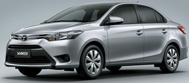 Picture of Toyota Yaris Sedan 2014