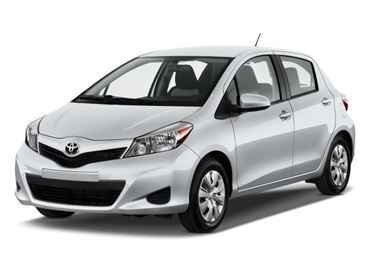 Picture of Toyota Yaris Hatchback 2014