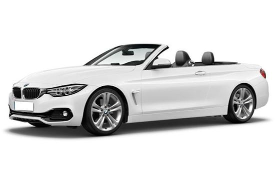 Picture of BMW 420i Convertible