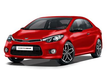 Picture of Kia Cerato Koup 2018