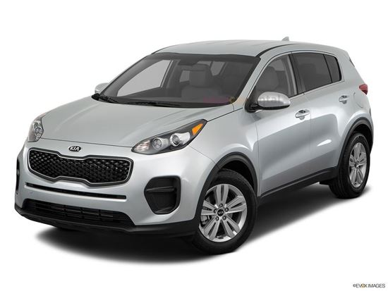 Picture of Kia Sportage 2018