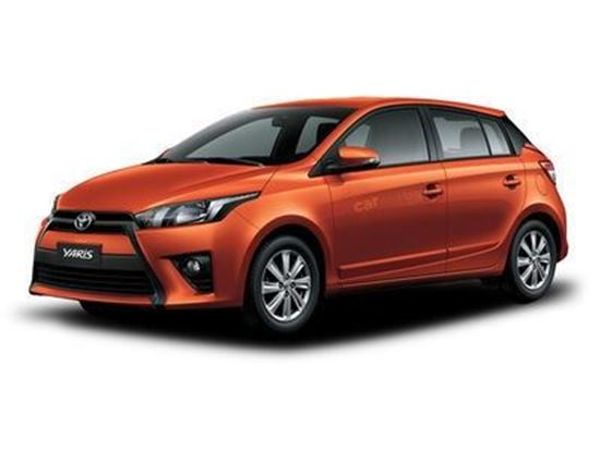 Picture of Toyota Yaris Hatchback 2017