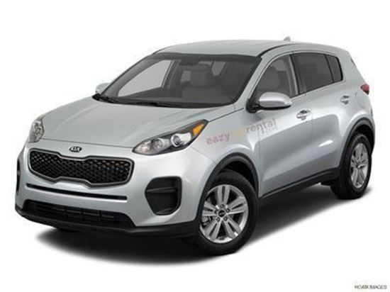 Picture of Kia Sportage 2017