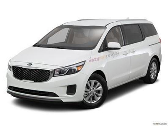 Picture of Kia Carnival 2017