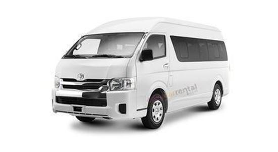 Picture of Toyota Hiace 2016