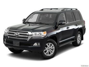 Picture of Toyota Land Cruiser 2016