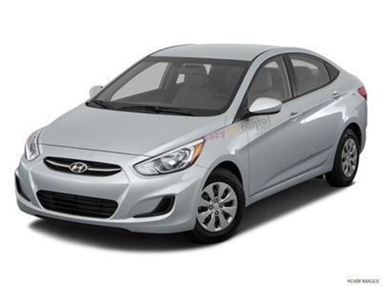 Picture of Hyundai Accent 2016