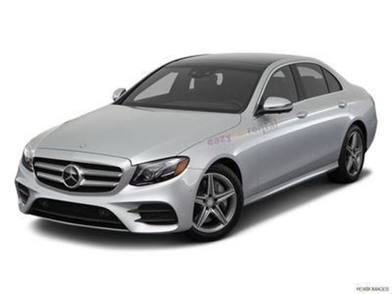 Picture of Mercedes-Benz E-Class Saloon 2016
