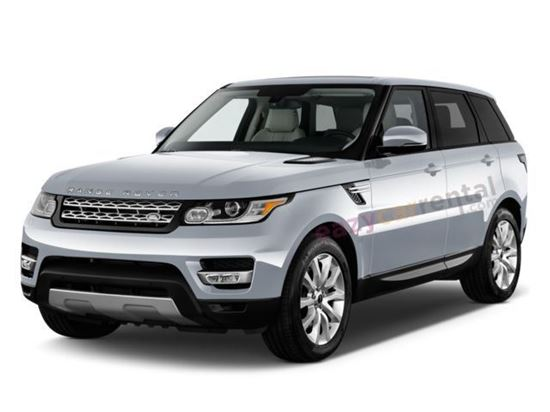 Picture of Land Rover Range Rover Sports HSE 2014