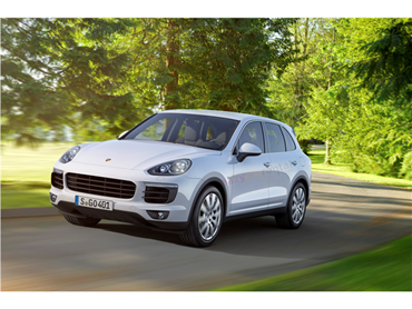 Picture of Porsche Cayenne 2016