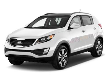 Picture of Kia Sportage 2015