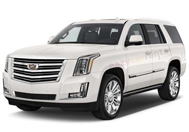 Picture of Cadillac Escalade 2016 9 Seater