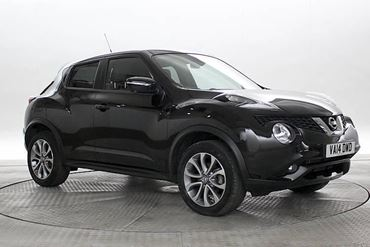 Picture of Nissan Juke 2014