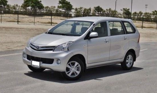 Picture of Toyota Avanza 2015