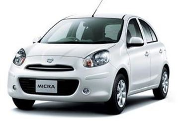 Picture of Nissan Micra 2014