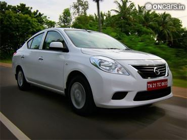 Picture of Nissan Sunny 2018