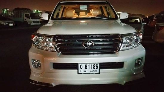 Picture of Toyota Land Cruiser 2015