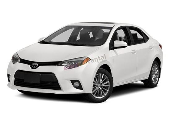 Picture of Toyota Corolla 2014