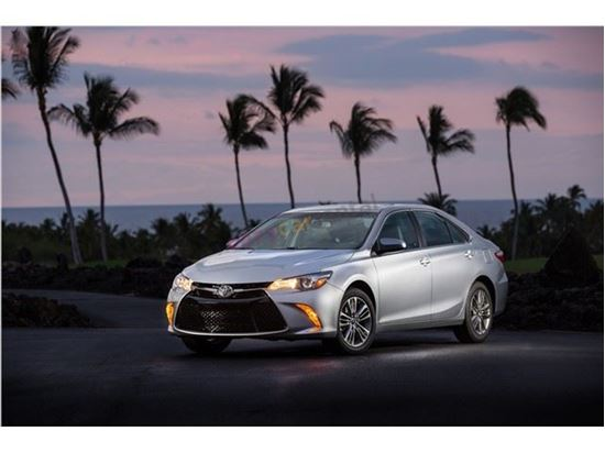 Picture of Toyoto Camry 2015