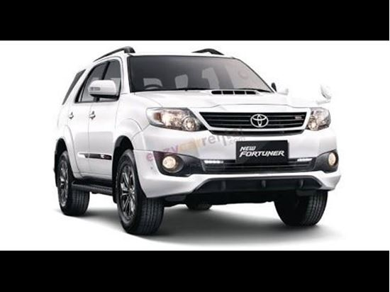 Picture of Toyota Fortuner 2015
