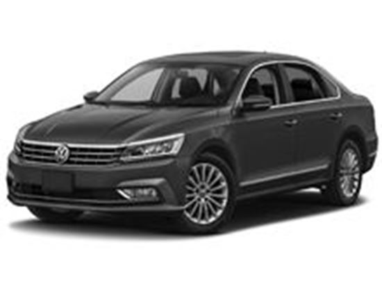 Picture of Volkswagen Passat 2014