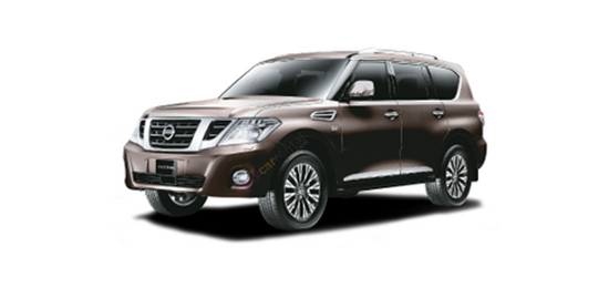 Picture of Nissan Patrol 2019